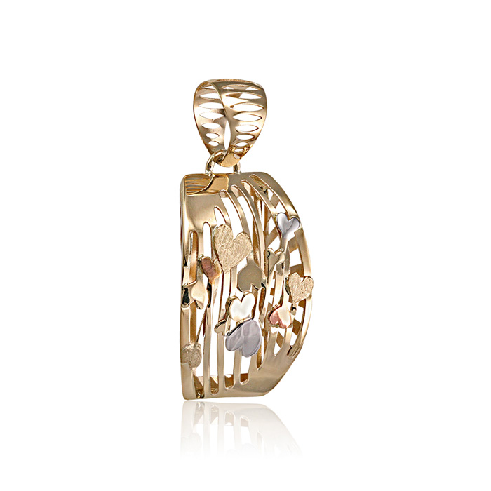 Vergina medal arany ekszer 012