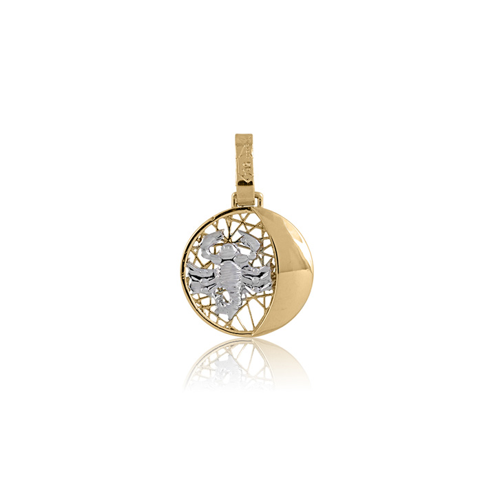Vergina medal arany ekszer 035
