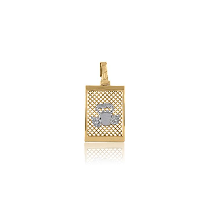 Vergina medal arany ekszer 038