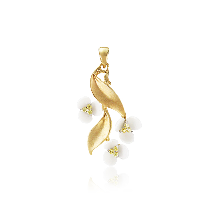 Vergina medal arany ekszer 051