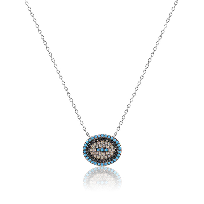 Vergina mosaic ezust ekszer 113