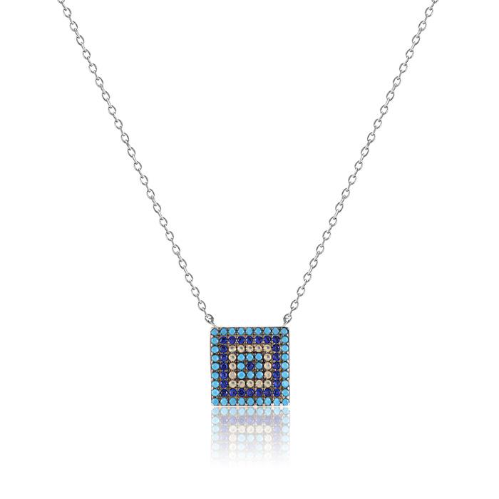 Vergina mosaic ezust ekszer 115