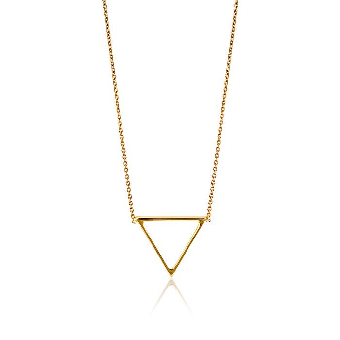 Vergina nyaklanc arany ekszer 024
